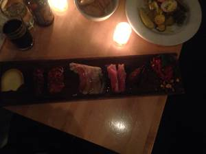 Olympic Provisions Meat Plate